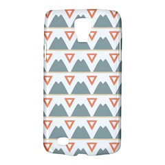 Triangles And Other Shapes     Samsung Galaxy Ace 3 S7272 Hardshell Case by LalyLauraFLM