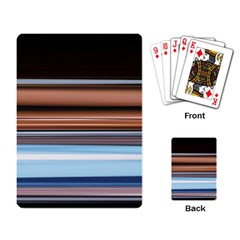 Color Screen Grinding Playing Card