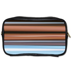 Color Screen Grinding Toiletries Bags 2 Side