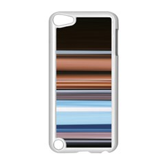 Color Screen Grinding Apple Ipod Touch 5 Case (white)