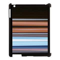 Color Screen Grinding Apple Ipad 3/4 Case (black)