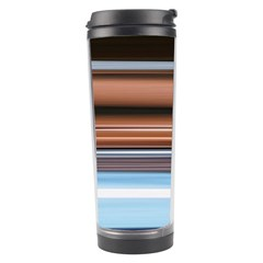 Color Screen Grinding Travel Tumbler