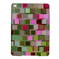 Color Square Tiles Random Effect Ipad Air 2 Hardshell Cases by Nexatart