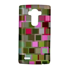 Color Square Tiles Random Effect Lg G4 Hardshell Case by Nexatart