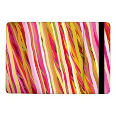 Color Ribbons Background Wallpaper Samsung Galaxy Tab Pro 10 1  Flip Case