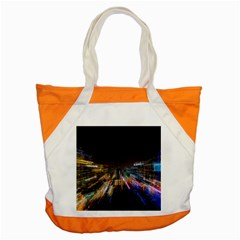 Frozen In Time Accent Tote Bag by Nexatart