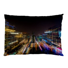 Frozen In Time Pillow Case (two Sides)