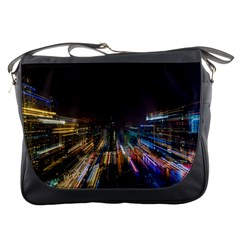 Frozen In Time Messenger Bags
