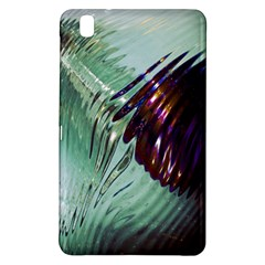 Out Of Time Glass Pearl Flowag Samsung Galaxy Tab Pro 8 4 Hardshell Case