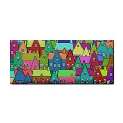 Neighborhood In Color Cosmetic Storage Cases by Nexatart
