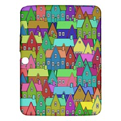 Neighborhood In Color Samsung Galaxy Tab 3 (10 1 ) P5200 Hardshell Case