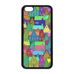 Neighborhood In Color Apple Iphone 5c Seamless Case (black)