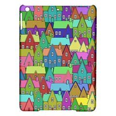 Neighborhood In Color Ipad Air Hardshell Cases