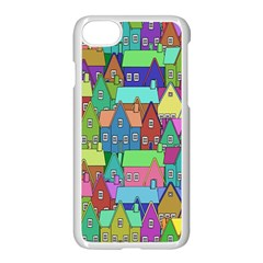 Neighborhood In Color Apple Iphone 7 Seamless Case (white)