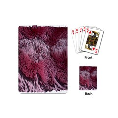 Texture Background Playing Cards (mini)