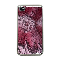 Texture Background Apple Iphone 4 Case (clear)