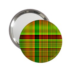 Multicoloured Background Pattern 2 25  Handbag Mirrors by Nexatart