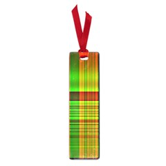 Multicoloured Background Pattern Small Book Marks by Nexatart