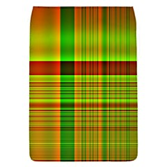 Multicoloured Background Pattern Flap Covers (s)  by Nexatart