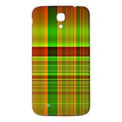 Multicoloured Background Pattern Samsung Galaxy Mega I9200 Hardshell Back Case by Nexatart