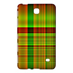 Multicoloured Background Pattern Samsung Galaxy Tab 4 (8 ) Hardshell Case