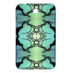 Branches With Diffuse Colour Background Samsung Galaxy Tab 3 (7 ) P3200 Hardshell Case  by Nexatart
