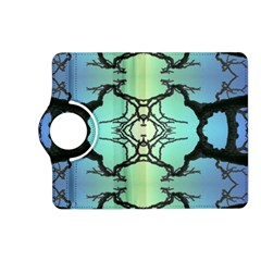 Branches With Diffuse Colour Background Kindle Fire Hd (2013) Flip 360 Case by Nexatart