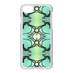Branches With Diffuse Colour Background Apple Iphone 7 Seamless Case (white) by Nexatart