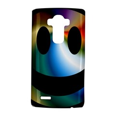 Simple Smiley In Color Lg G4 Hardshell Case by Nexatart