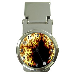 A Fractal Image Money Clip Watches by Nexatart