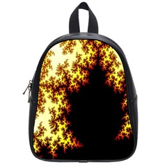 A Fractal Image School Bags (small)  by Nexatart