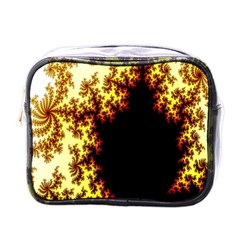 A Fractal Image Mini Toiletries Bags by Nexatart
