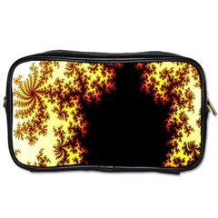 A Fractal Image Toiletries Bags by Nexatart
