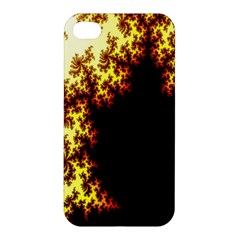 A Fractal Image Apple Iphone 4/4s Hardshell Case