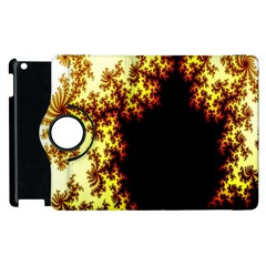 A Fractal Image Apple Ipad 3/4 Flip 360 Case by Nexatart