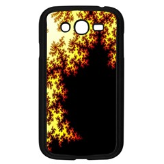 A Fractal Image Samsung Galaxy Grand Duos I9082 Case (black)