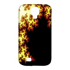 A Fractal Image Samsung Galaxy S4 Classic Hardshell Case (pc+silicone)
