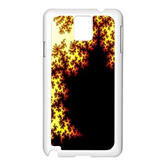 A Fractal Image Samsung Galaxy Note 3 N9005 Case (white) by Nexatart