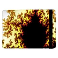 A Fractal Image Samsung Galaxy Tab Pro 12 2  Flip Case