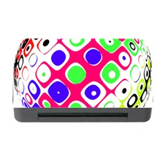 Color Ball Sphere With Color Dots Memory Card Reader With Cf by Nexatart