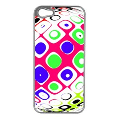 Color Ball Sphere With Color Dots Apple Iphone 5 Case (silver) by Nexatart