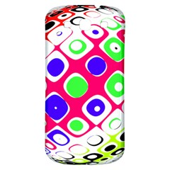 Color Ball Sphere With Color Dots Samsung Galaxy S3 S Iii Classic Hardshell Back Case