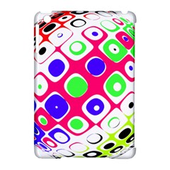 Color Ball Sphere With Color Dots Apple Ipad Mini Hardshell Case (compatible With Smart Cover)