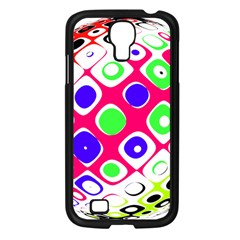 Color Ball Sphere With Color Dots Samsung Galaxy S4 I9500/ I9505 Case (black) by Nexatart