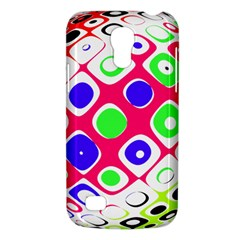 Color Ball Sphere With Color Dots Galaxy S4 Mini by Nexatart