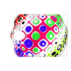 Color Ball Sphere With Color Dots Kindle Fire Hd (2013) Flip 360 Case by Nexatart