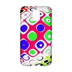 Color Ball Sphere With Color Dots Samsung Galaxy S5 Hardshell Case  by Nexatart
