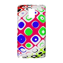 Color Ball Sphere With Color Dots Samsung Galaxy Note 4 Hardshell Case
