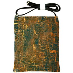Black And Yellow Color Shoulder Sling Bags by Nexatart