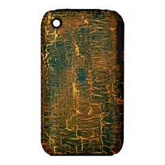 Black And Yellow Color Iphone 3s/3gs by Nexatart